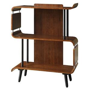 East Street Bookcase - Brown