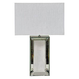 Reflections Table Lamp - Clear