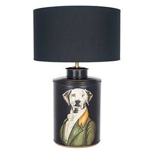 Pointer Dog Table Lamp