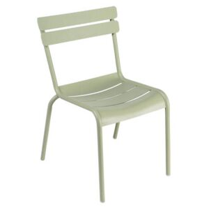 Luxembourg Stacking chair by Fermob Green