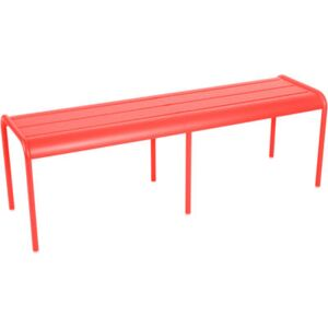 Luxembourg Bench by Fermob Red