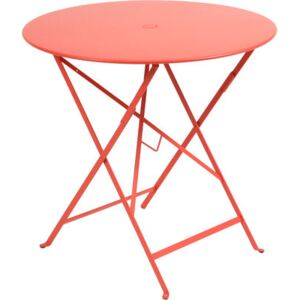 Bistro Foldable table by Fermob Red