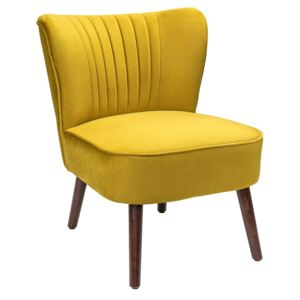 The Occasional Chair - Moss Green