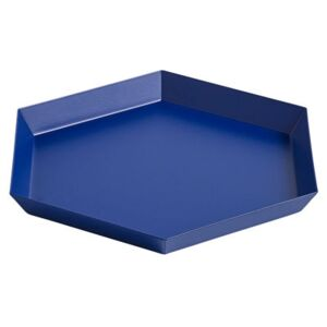 Kaleido Small Tray - 22 x 19 cm by Hay Blue
