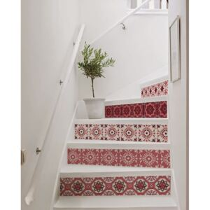 Stair decals Etherial Orient