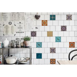 Tile decals Traditional Spain