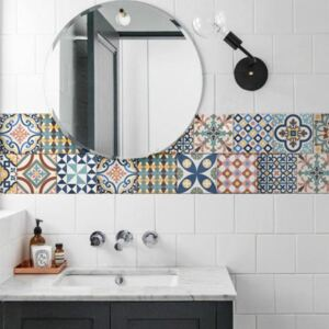 Tile decals Treasures of Portugal