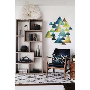 Wall decals Triangles