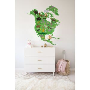 Wall decals North America
