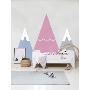 Wall decals Pastel Mountains