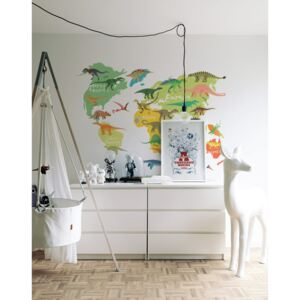 Wall decals Dinosaurs