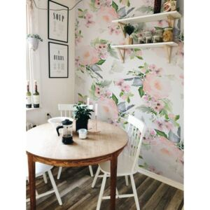 Wallpaper Floral Moment Of Relaxation