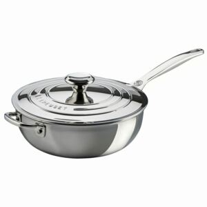 Le Creuset Signature Stainless Steel Non-Stick Chefs Pan