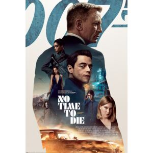 Poster James Bond: No Time To Die - Profile, (61 x 91.5 cm)