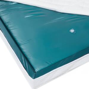 EU Super King Size Waterbed Mattress Mono 6ft with Protecting Foil Soft-Side Beliani