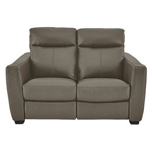Compact Collection Midi 2 Seater Leather Sofa- World of Leather