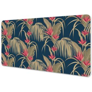 Full desk protector tropical Palm Trees 45x90cm
