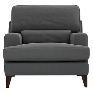 The Lounge Co. - Romilly Fabric Armchair - Grey