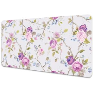 Desk pad The blooming trees 45x90cm