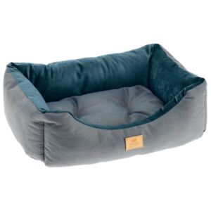 Ferplast Dog and Cat Bed Chester 50 Blue