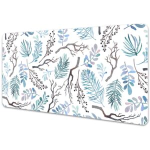 Full desk protector Leaves and branches 45x90cm