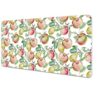 Full desk protector Apples and Pears 45x90cm