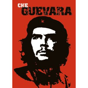 Poster Che Guevara - red, (61 x 91.5 cm)