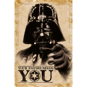 Poster Star Wars - Your Empire Needs You, (61 x 91.5 cm)