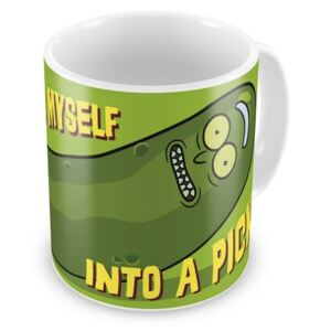 Cup Rick & Morty - Pickle Rick