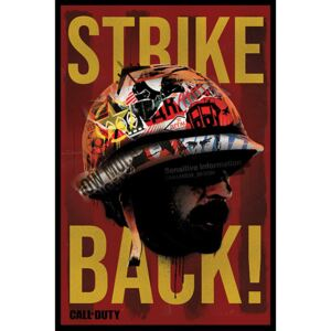 Poster Call of Duty: Black Ops Cold War - Strike Back, (61 x 91.5 cm)