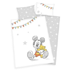 Bed sheets Mickey Mouse - Hug