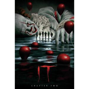 Art Poster IT Chapter Two - Pennywise