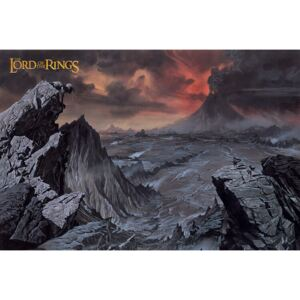 Poster The Lord of the Rings - Mount Doom, (61 x 91.5 cm)