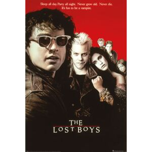 Poster The Lost Boys - Cult Classic, (61 x 91.5 cm)