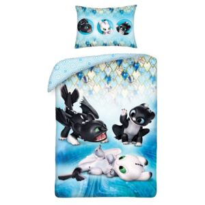 Bed sheets How to Train Your Dragon - Baby Dragons