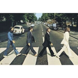 Poster The Beatles - Abbey Road, (91.5 x 61 cm)