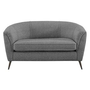 Amelie Boutique 2 Seater Fabric Sofa - Grey