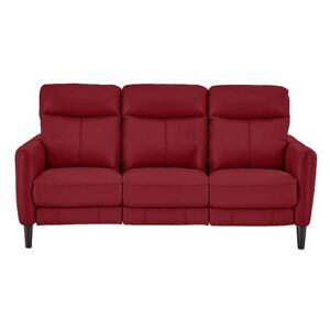 Compact Collection Petit 3 Seater Leather Sofa- World of Leather