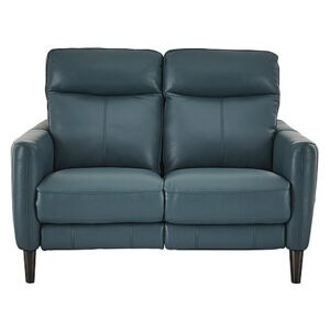 Compact Collection Petit 2 Seater Leather Sofa- World of Leather