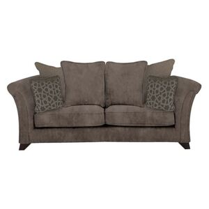 Holly 2 Seater Fabric Pillow Back Sofa Without Studs
