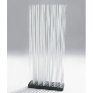 Sticks Folding screen - L 60 x H 120 cm - Indoor by Extremis White