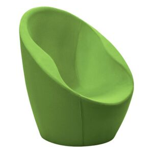 Ouch Padded armchair by Casamania Green