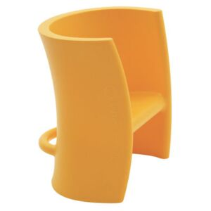 Trioli Children's chair by Magis Collection Me Too Yellow