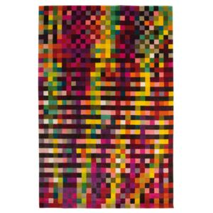 Digit 1 Rug - 200 x 300 cm by Nanimarquina Multicoloured