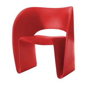Raviolo Armchair - Plastic by Magis Red