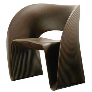 Raviolo Armchair by Magis Brown