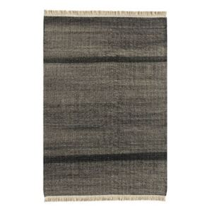 Tres Outdoor rug - / 170 x 240 cm by Nanimarquina Black