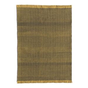Tres Outdoor rug - / 170 x 240 cm by Nanimarquina Yellow
