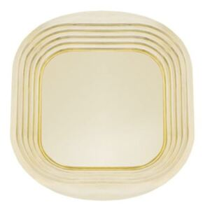 Form Tray by Tom Dixon Gold
