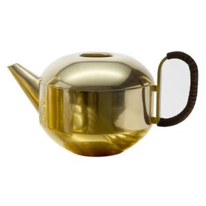 Form Large Teapot by Tom Dixon Gold